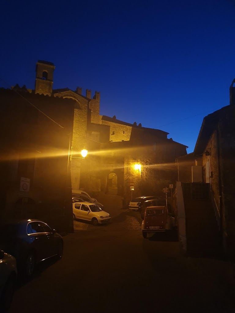The day after in Calcata
